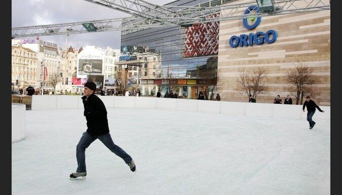 Зимой в Риге могут открыть 35 новых катков
