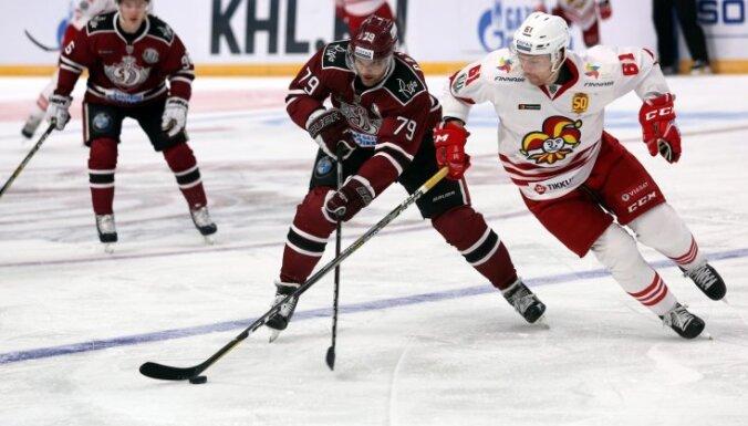 """""""Динамо"""" не удержало преимущество в Хельсинки и прервало серию из двух побед"""