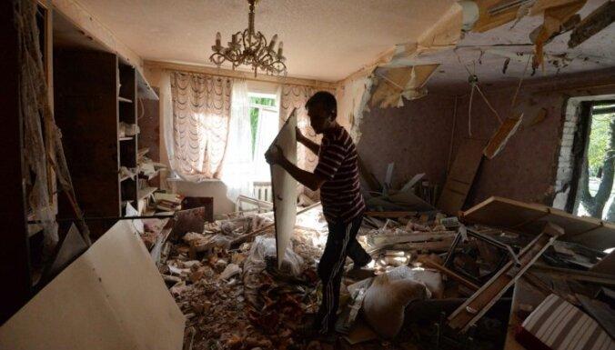 Trīs mēnešu laikā Austrumukrainā gājuši bojā vismaz 1129 cilvēki, paziņo ANO