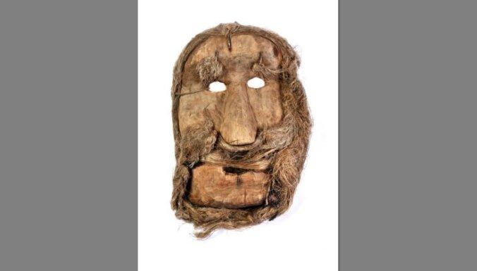 Реликвии Латвии: непрошенный гость в маске и древнеримские сестерции