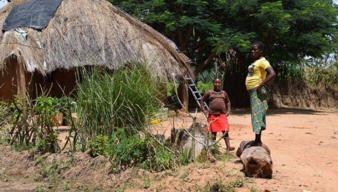 Vēstule no Āfrikas sirds. Latviešu motobraucēji Zambijā (5. daļa)
