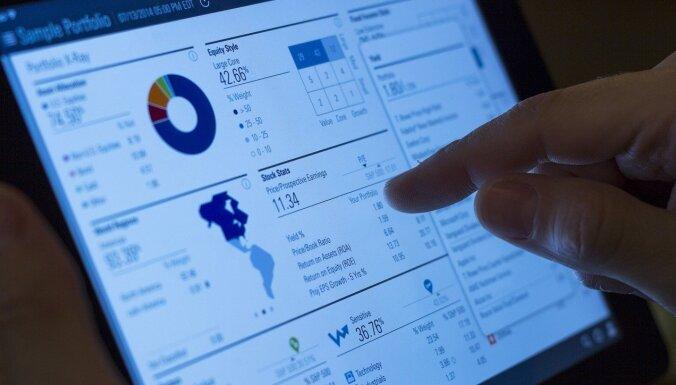 'Mintos': finanšu tehnoloģiju tirgus vēl nav sasniedzis savu virsotni