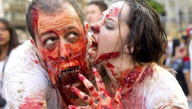 Pentagons izstrādājis plānu, ko darīt zombiju uzbrukuma laikā