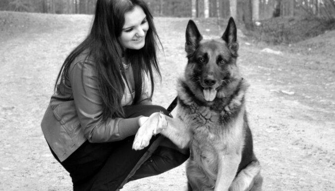 Dzīvnieku glābšana – darbs, kas sniedz sirdsmieru: kaķu, suņu un gulbju palīdze Zane