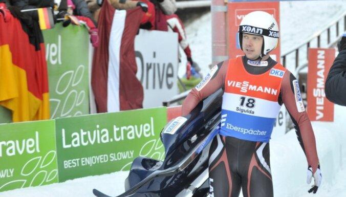 Latvija un Sigulda gatavojas galvenajam ziemas sporta notikumam - PČ kamaniņu sportā
