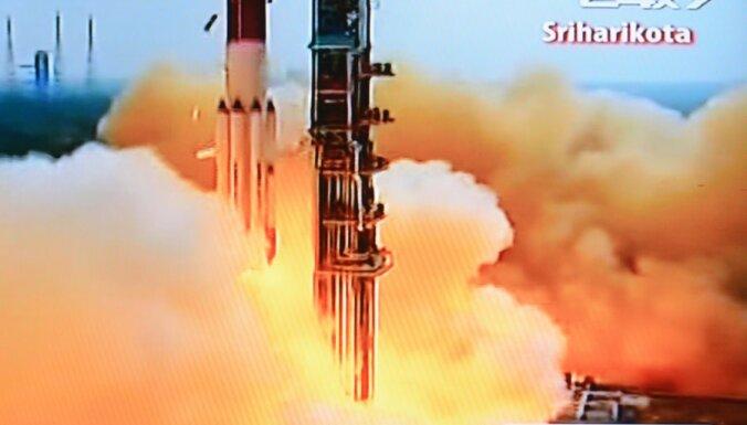 Индия впервые запустила на Марс межпланетную станцию