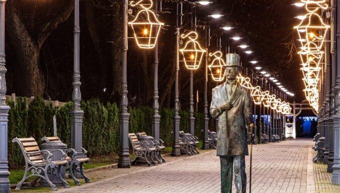 Palanga radīs Ziemassvētku pasaku ar gaismām un tematiskām pastaigām