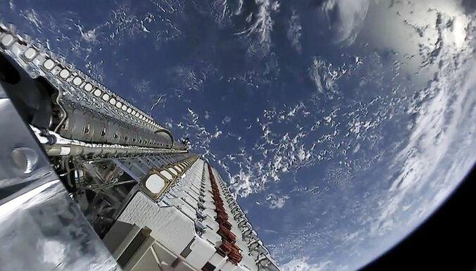 Maska satelīti jau tagad dominē Zemes orbītā