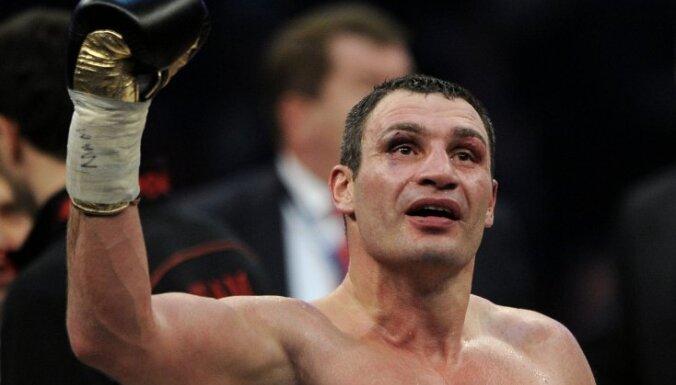 Виталий Кличко готов выйти на ринг в сентябре