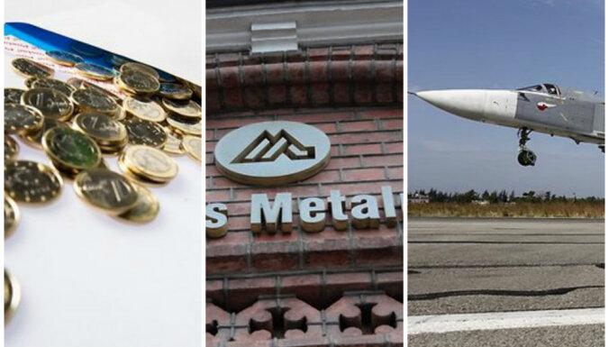 """10 марта. Зарплаты в """"конвертах"""" — подсудное дело, слухи о конце Liepājas metalurgs, извинения турка за сбитый Су-24"""