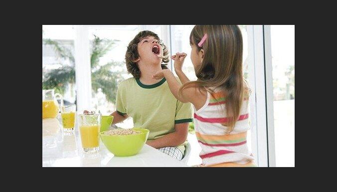 Ir daudz lielisku iemeslu, lai Nestlé brokastu pārslas kļūtu par tavu ikrīta ieradumu