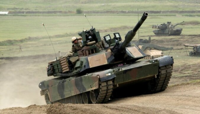 Vilis Seleckis: Ne jau tanki ir galvenais spēks