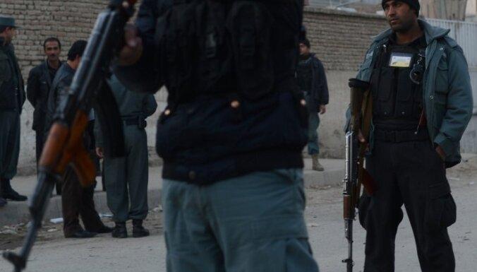 Afganistānā deaktivizē nepieredzēti lielu 'elles mašīnu'