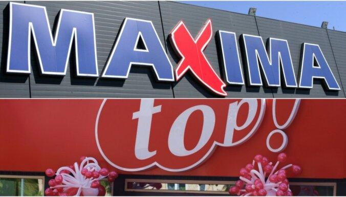 Konkurences padome neatļauj 'Maxima' iekārtoties 'top!' veikala telpās Tērbatas ielā; 'Maxima' lēmumu pārsūdzēs