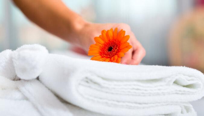 Знаете ли вы, почему в отелях используется постельное белье только белого цвета?