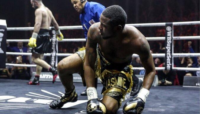 ВИДЕО: Гассиев вернул Дортикосу чемпионский пояс WBA