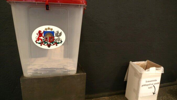 Окончательный итог: сегодня состоится пересчет голосов на трех участках в Риге
