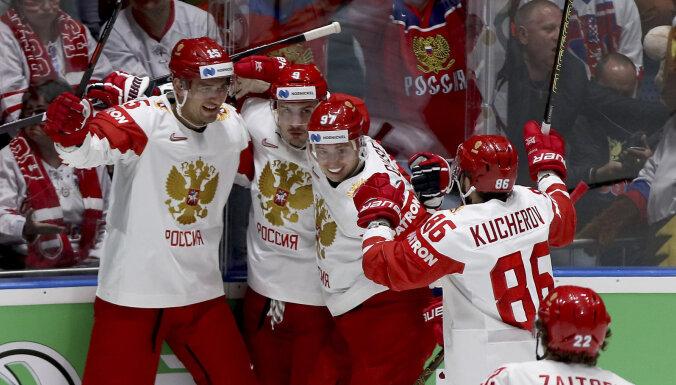 Сборная России обыграла швейцарцев и продлила победную серию до шести матчей