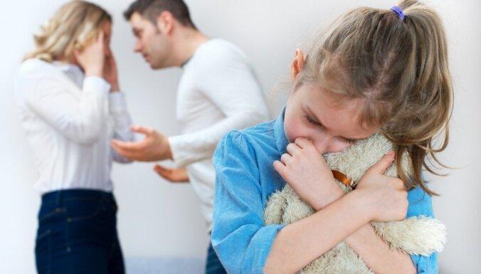 Нотариусы: Латвии нужна система превентивной защиты интересов детей при разводах