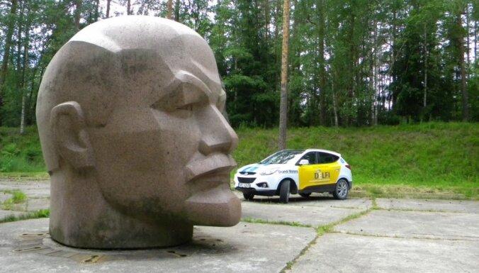 Жигули, клеенка и голова Ленина: туристические места Латвии с объектами эпохи СССР