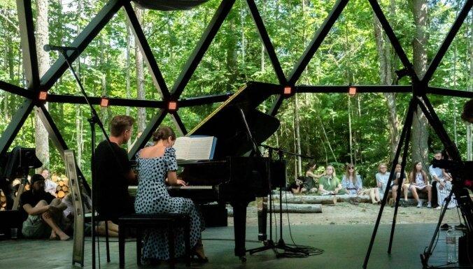 'Sansusī' svētkos piedāvā koncertu ierakstus no festivāla arhīva