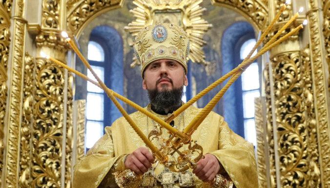 Патриарх Варфоломей подписал томос об автокефалии украинской церкви