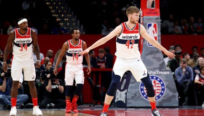 NBA sezona varētu noslēgties 12. oktobrī