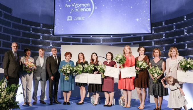 Baltijas zinātnieces aicina pieteikties ikgadējai programmai 'Sievietēm zinātnē'