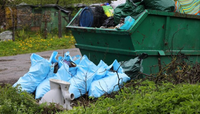 Atkritumu apsaimniekotājs 'Piejūra' radījis kaitējumu dabai un valsts interesēm