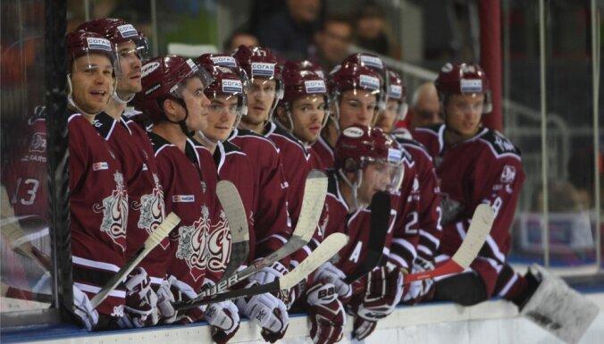 'Rīga' hokejisti MHL cieš piekto zaudējumu pēc kārtas