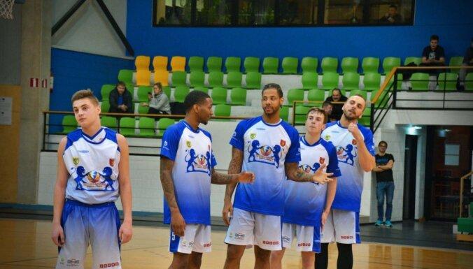 'Valga-Valka' basketbola klubs sezonas vidū uz izjukšanas robežas (plkst. 19.42)