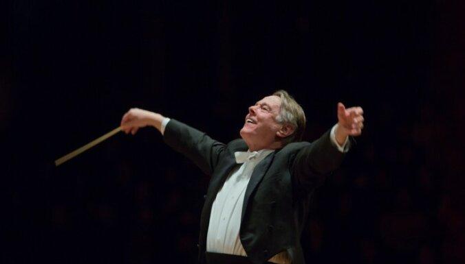 LNO koncertēs Mariss Jansons un Bavārijas Radio simfoniskais orķestris