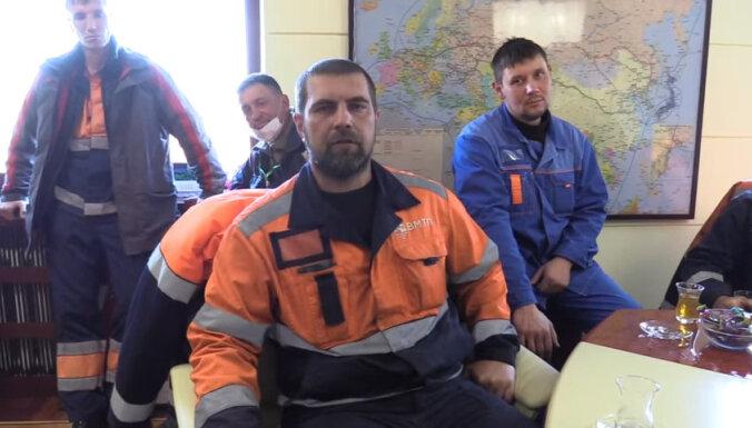 В порту Владивостока рабочие захватили кабинет директора. Что происходит