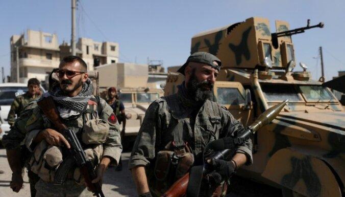 """Сирия: при авиаударе США погибли 4 российских бойца """"ЧВК Вагнера"""" и бывший нацбол"""