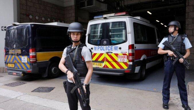 Spānija izdos Ķīnai 121 Taivānas telefonkrāpnieku