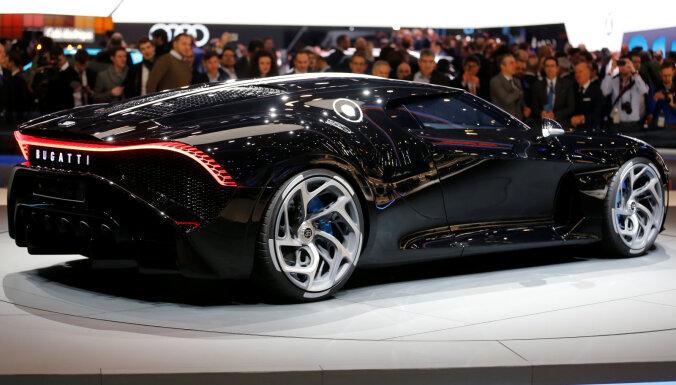 ФОТО: Роналду купил новый суперкар за 11 миллионов евро