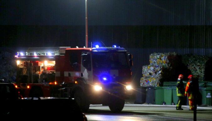 Nedēļas nogalē dzēsti 72 ugunsgrēki un no Rīgas kanāla izcelts bojāgājušais