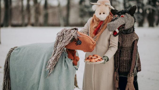 Brangs mielasts, bluķa vilkšana un citas lustes: 22. decembrī notiks saulgriežu svinības Valmiermuižā