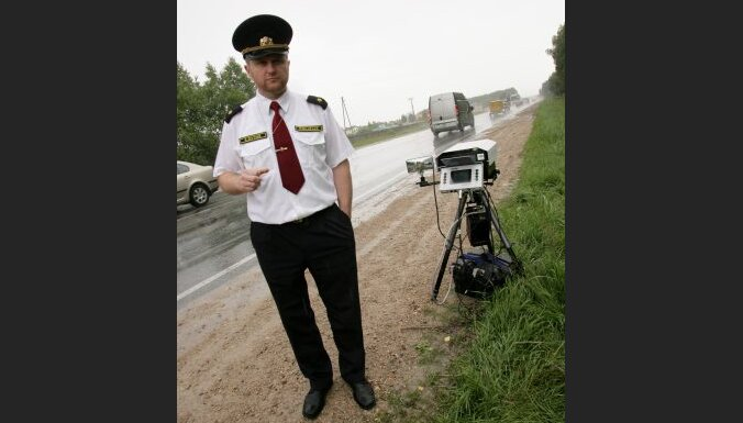 Tiks uzstādīts pirmais foto radars Latgalē