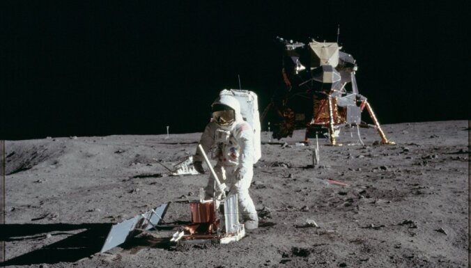 Названа главная опасность для людей на Луне