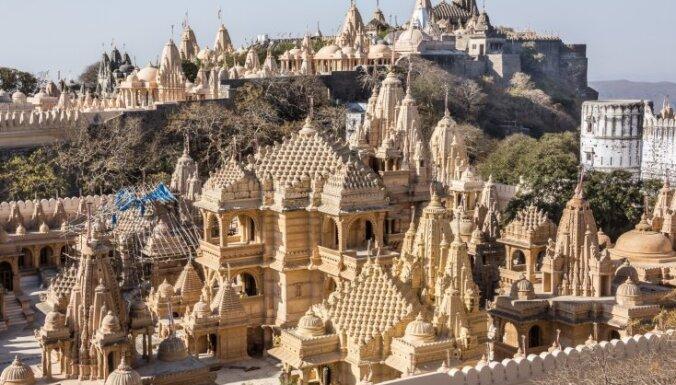 Ievērības vērti tempļi, kas pulcē tūristus no visas pasaules