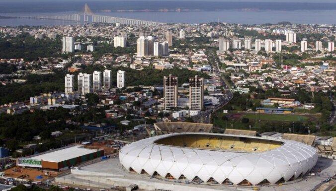 Арены чемпионата мира-2014: 12 стадионов — 12 проблем