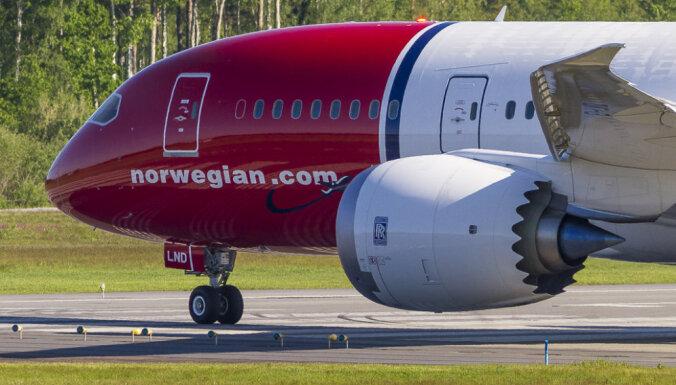 Aviokompānija 'Norwegian' veidos starptautisko pakalpojumu centru Rīgā