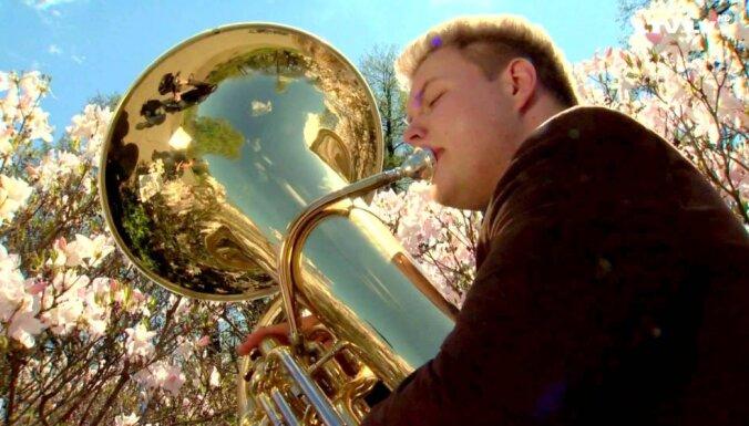 Dzintaru koncertzāles sezonas atklāšanā – 'Radīti mūzikai' uzvarētājs Kaspars Šmits
