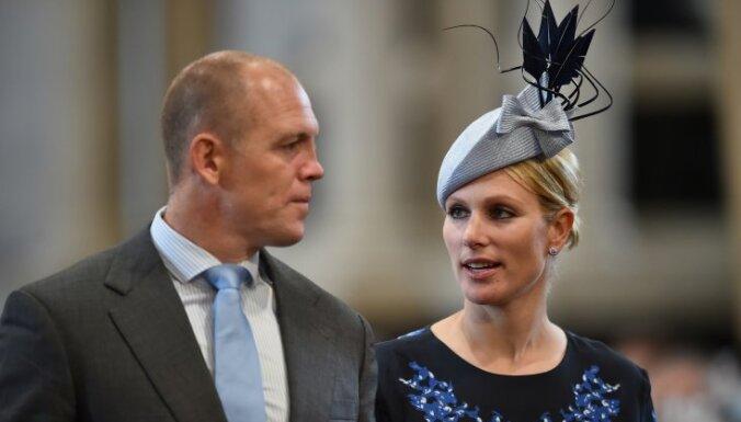 Десятый правнук британской королевы родился на полу в ванной