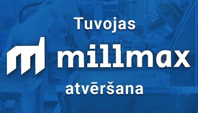 Jau šajā rudenī Latvijā atvērsies uzņēmums SIA 'Millmax'