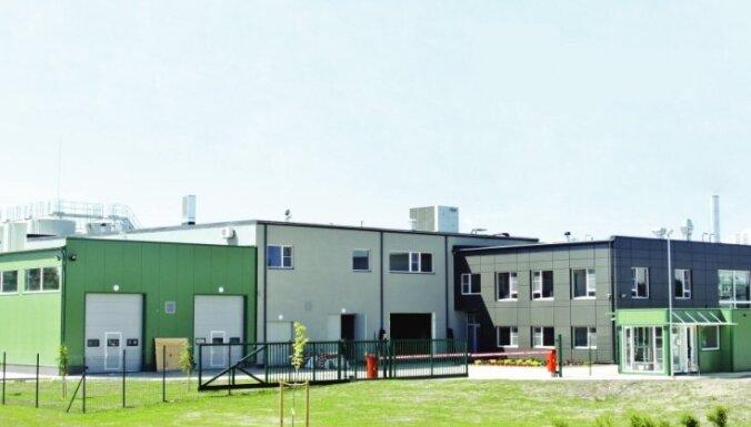 Скандинавы готовы купить переживающий проблемы завод в Латвии