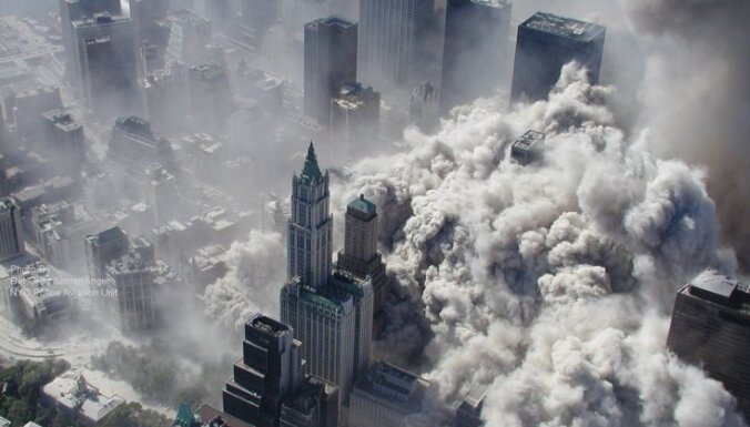 Pēc 2001. gada 11. septembra terorakta ar vēzi saslimušie amerikāņi saņems kompensācijas