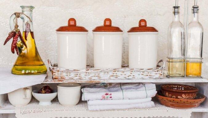 10 produkti, kuriem vajadzētu būt ikvienā virtuvē