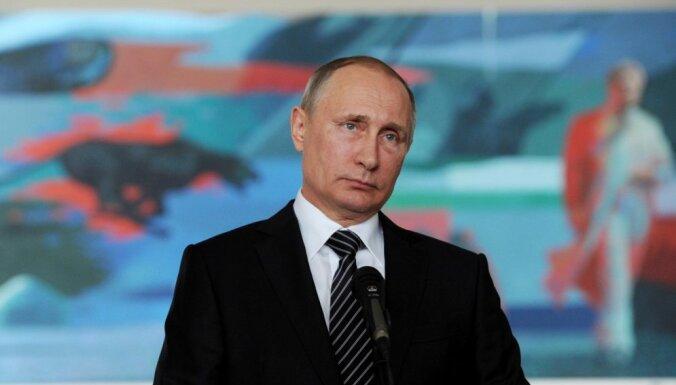 Putins aptur līgumu par plutonija pārpalikumu utilizāciju